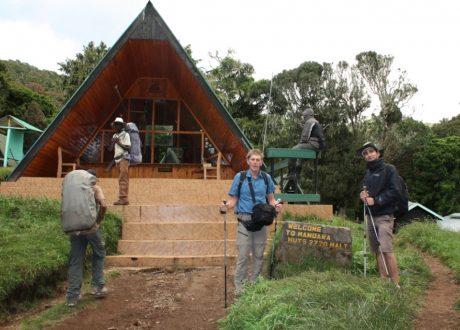 Mandara huts