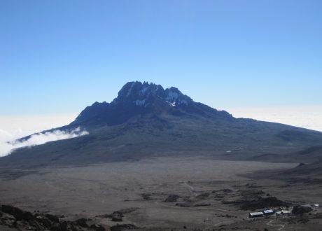 Kilimanjaro uitzicht