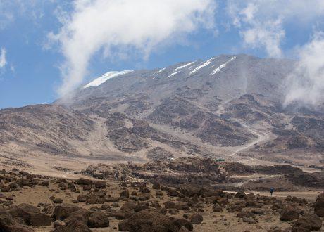 Kilimanjaro landschap