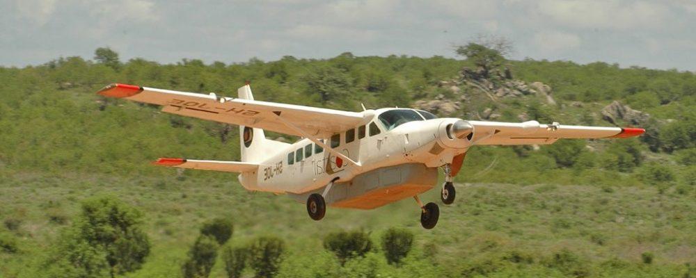 Bush vliegtuig