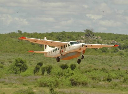 Bush vliegtuig, Combinatiereis