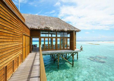 Conrad Maledives Mandhoo Spa