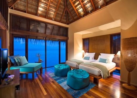 Conrad Maledives Water Family