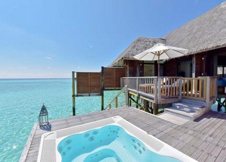 Conrad Maledives Water Retreat