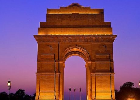 Delhi foto Larry Johnson
