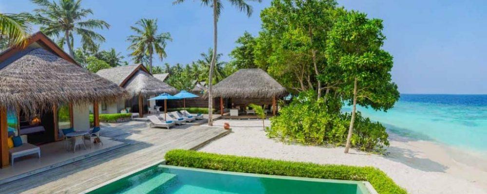 Dusit Thani Family Beach Villa