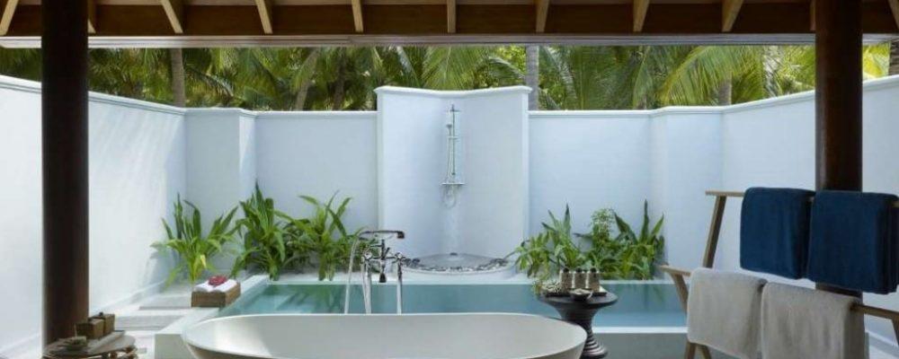 Dusit Thani Maldives Beach Pool Villa