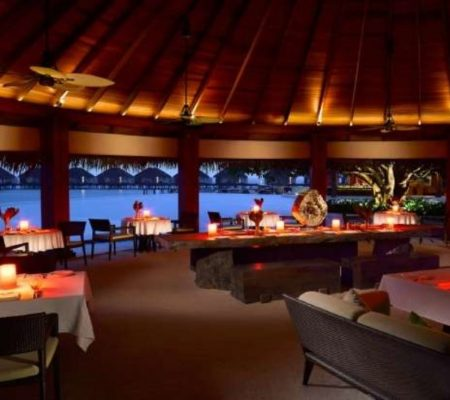Dusit Thani Maldives Sea Grill