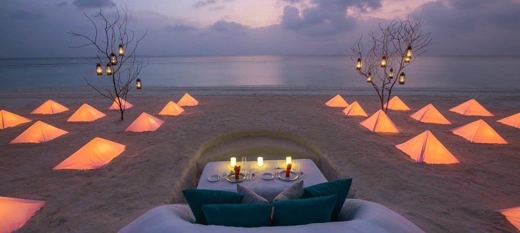Dusit Thani Maledives Borderless Diner