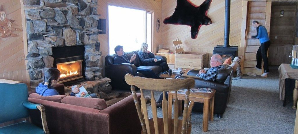 Dymond Lake Lodge