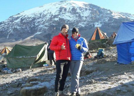 Expeditie tenten Mount Kilimanjaro