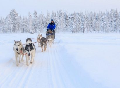 Fins Lapland, Finland