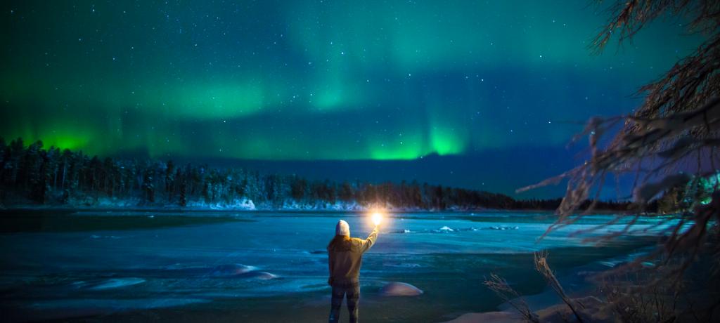 Noorderlichtweekend Fins Lapland