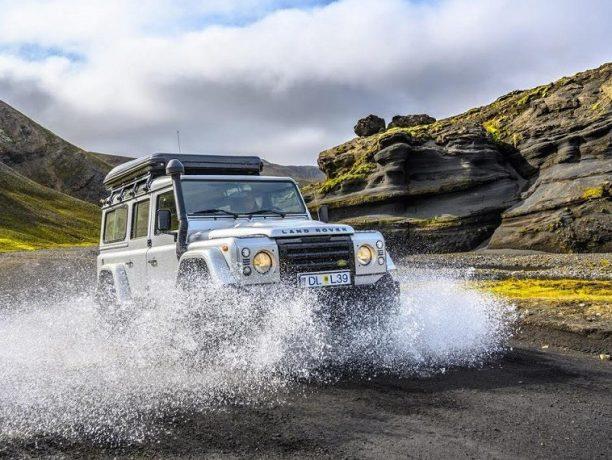 Soorten rondreizen, IJslandse hooglanden