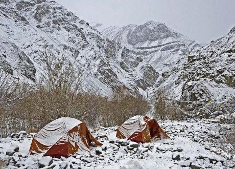 Husing Nallah Camp