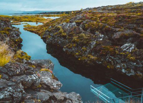 Silfra, Thingvellir