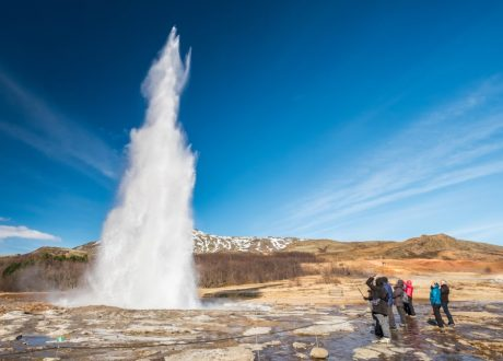 Geysir & Strokkur, Golden Circle