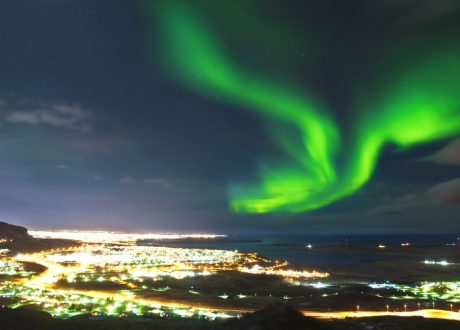 Noorderlicht, Reykjavik