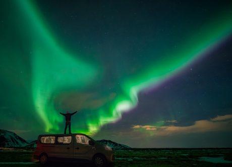 Noorderlicht, Thingvellir