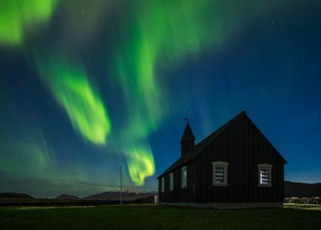 Noorderlicht, Snaefellsnes