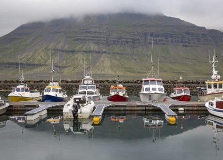 Seydisfjordur, Oostfjorden