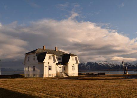 Hofdi huis, Reykjavik