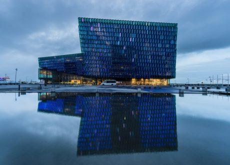 Operagebouw Harpa, Reykjavik