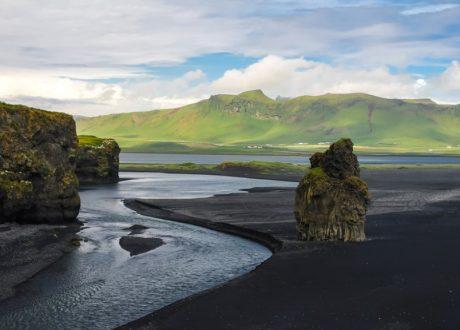 Dyrholaey, Zuid IJsland