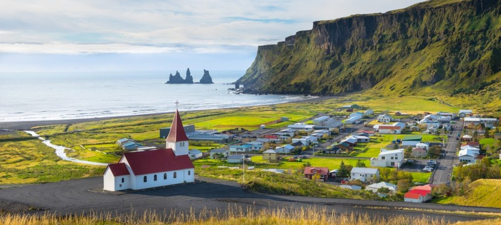 Vik, Zuid IJsland
