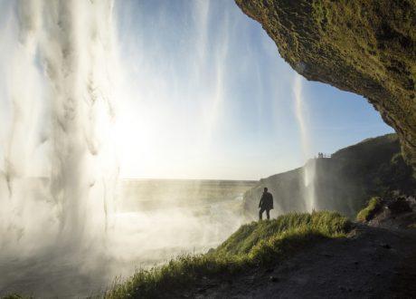 Seljalandsfoss, Zuid IJsland