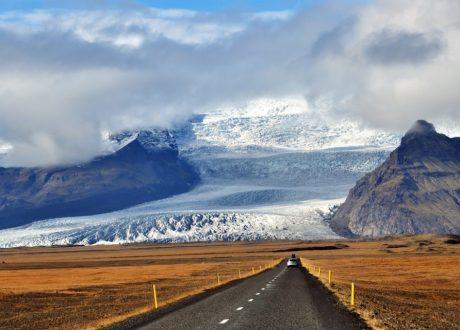 Vatnajökull, Zuid IJsland