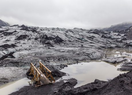 Myrdalsjökull, Zuid IJsland