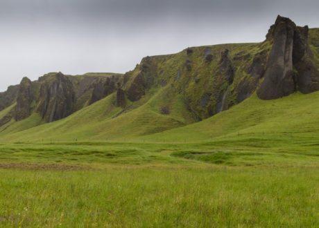 Kirkjubaejarklaustur, Zuid IJsland