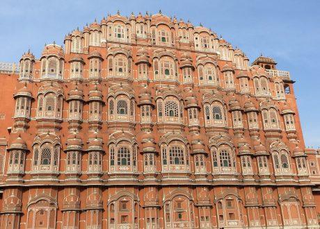 Hawa Mahal in Jaipur. Foto: © Güldem Üstün