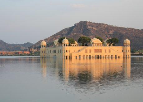 Jah Mahal in Jaipur. Foto: © Arian Zwegers
