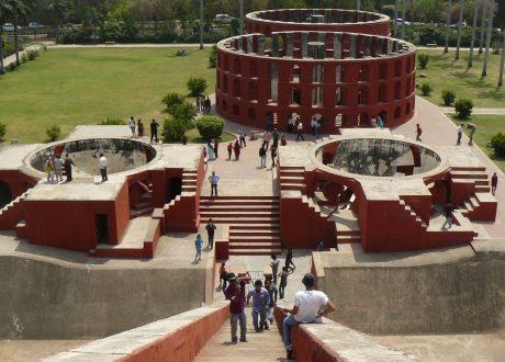 Jantar Mantar in Jaipur. Foto: © Dinesh Bareja