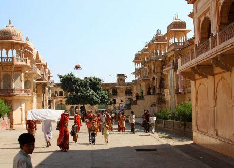 Jaipur. Foto: © Strudelt