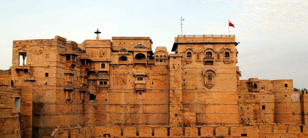 Fort in Jaisalmer. Foto: © Fulvio Spada