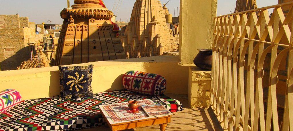 Torens in Jaisalmer. Foto: © Tomas Belcik