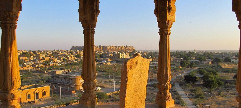 Jaisalmer. Foto: © Tomas Belcik