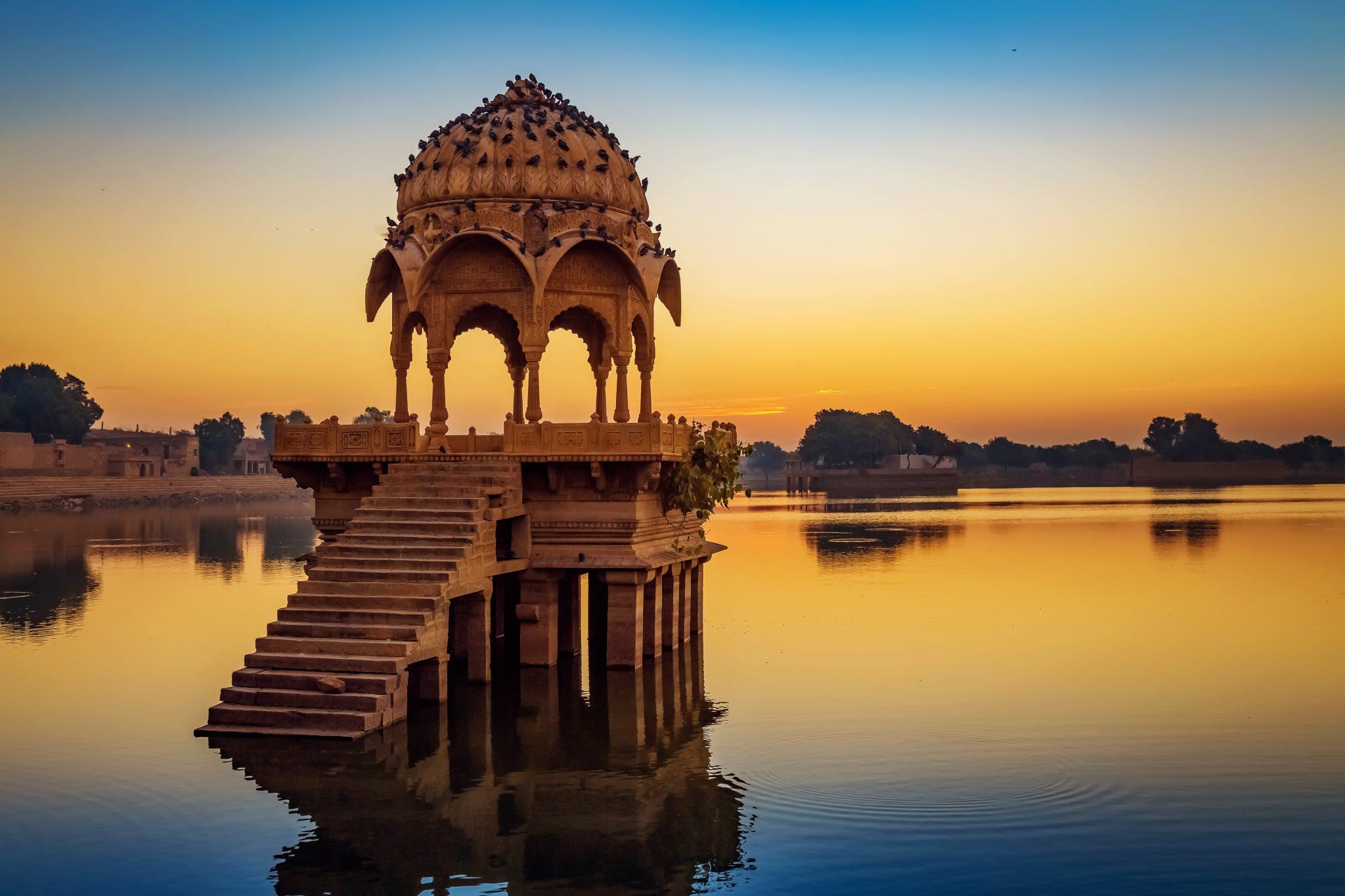 Jaisalmer Gadisagar meer