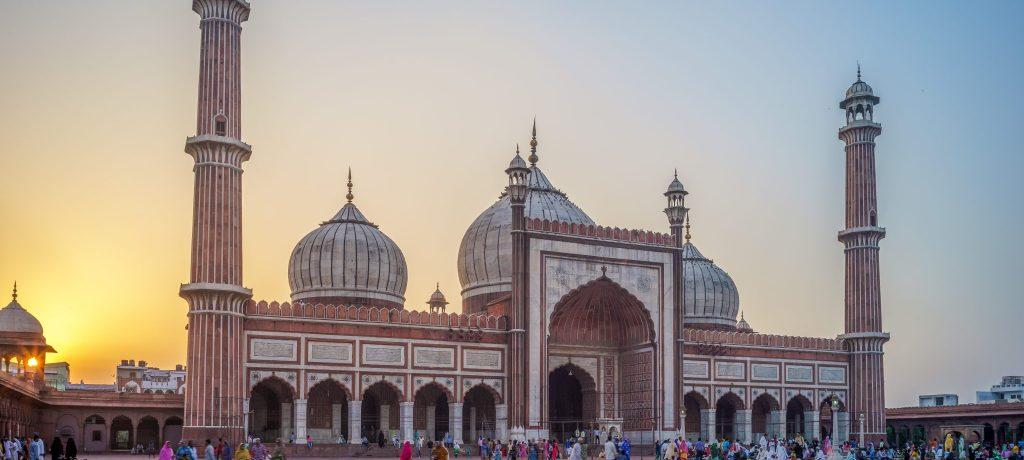 Jama Mashid Delhi
