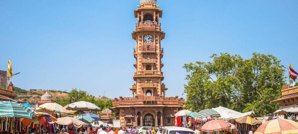 Jodhpur - Sardar Market