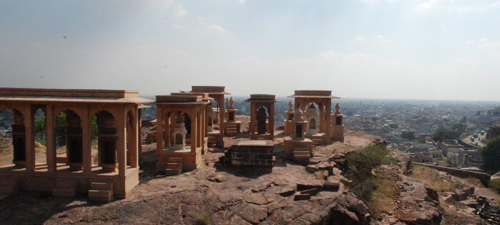 Jodhpur. Foto: © Mathanki Kodavasal