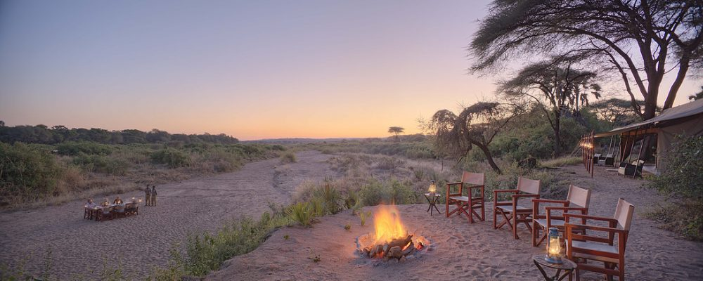 Kichaka Expeditions Camp