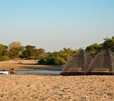 Kichaka Fly Camp