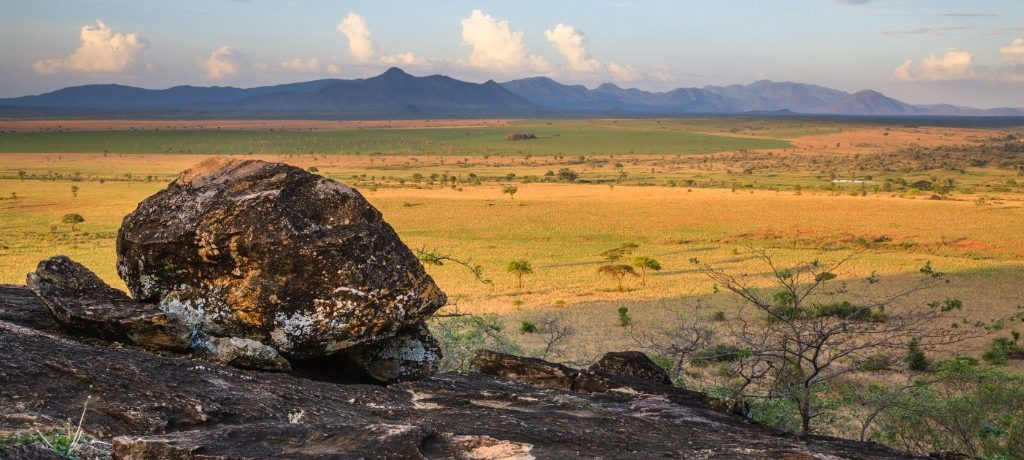 Kidepo national park oeganda