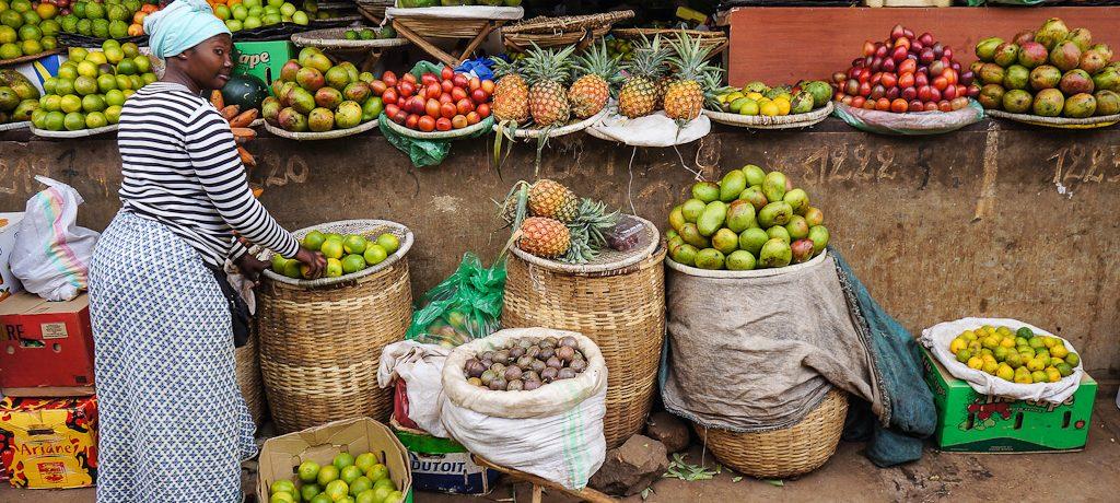 Markt, Rwanda