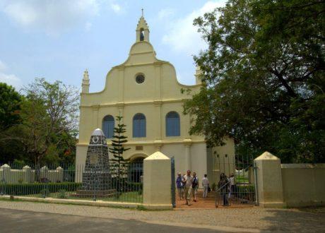 Kochi - St. Fracis Church