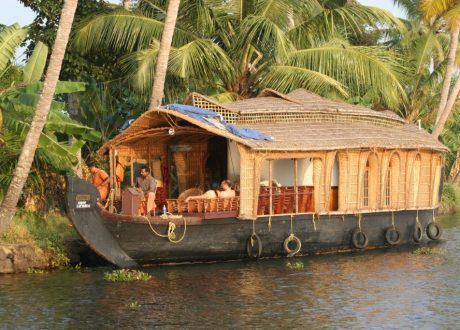 Kochi - house boat - Tracy Hunter